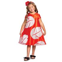Lilo and Stitch: Lilo Red Dress Girls Costume 2T