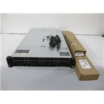 HPE Q2P73A StoreEasy 1660 NAS server 12 bays 16TB + 2 SSD - Xeon-Bronze 3104