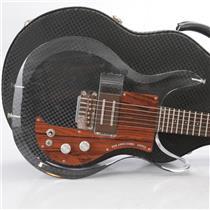 2007 Ampeg ADA6 Dan Armstrong Lucite Transparent Electric Guitar #45103