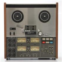 Teac A-2340SX 4-Channel Stereo Reel-to-Reel Tape Recorder Needs Repair #45154