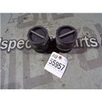 1999 - 2003 FORD F350 F250 OEM LOCKING 4X4 4WD HUBS DIFFERENTIAL AXLE