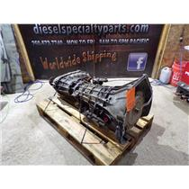 1997 FORD 7.3 DIESEL E40D AUTOMATIC TRANSMISSION 4X4 MANUAL TRANSFER CASE 186K