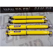 1998 - 2002 DODGE RAM 2500 3500 5.9 MONROE FRONT AND REAR SHOCKS *LOW MILEAGE*