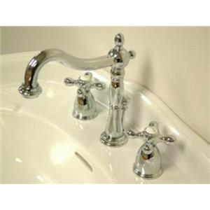 Kingston Bathroom Sink Faucet Polished Chrome KB1971AX