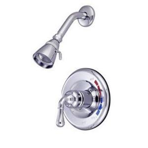 Shower Faucet Faucets Polished Chrome Kingston KB631SO
