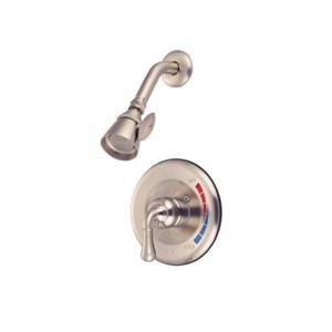 Shower Faucet Faucets Satin Nickel Kingston KB638SO