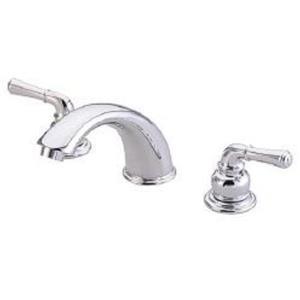 Kingston Brass KB961 Magellan Widespread Faucet - Polished Chrome