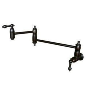 Kingston Brass Model KS3105AL Oil Rubbed Bronze Kitchen Pot Filler