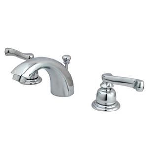 Kingston Bathroom Sink Faucet Polished Chrome KB951FL