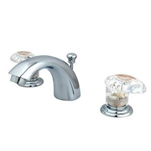 Kingston Bathroom Sink Faucet Polished Chrome KB951ALL