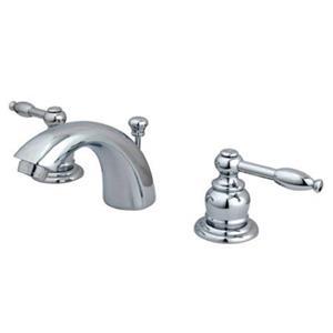 Kingston Bathroom Sink Faucet Polished Chrome KB951KL