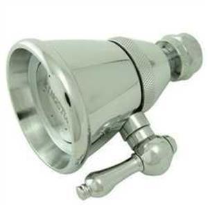 Kingston Brass K132C1 Victorian Adjustable Shower Head, Chrome