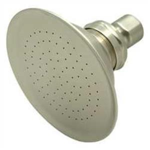 Kingston Brass Model# P10SN Victorian Solid Brass Shower Head - Satin Nickel