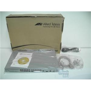 ALLIED TELESIS AT-FS750/24-10 WEBSMART 24 PORT FAST ETHERNET SWITCH