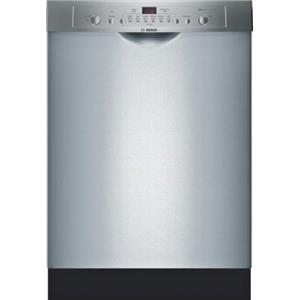 "Bosch Ascenta Series 24"" 50 dBA 6 Cycles Full Console Dishwasher SHE3AR75UC (local) (PRICE)"