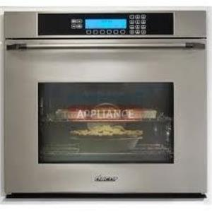 """Dacor Discovery Epicure 30"""" Stainless Single Electric Wall Oven EO130SCH"""
