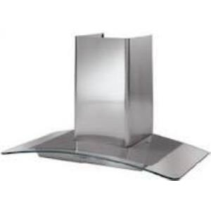 "FRIGIDAIRE PROFESSIONAL 36"" RANGE HOOD PLHV36W7CC SCUFFS ON THE CHIMNEY"