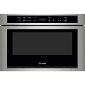 """Thermador 24"""" Stainless 10 Cooking Modes Built-In Microwave Drawer MD24JS"""
