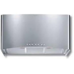"Thermador Silent Series 36"" Halogen Canopy Wall Stainless Steel Hood HST36BS"