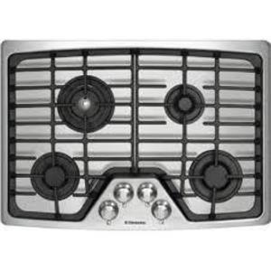 "ELECTROLUX 30"" GAS COOKTOP Stainless EW30GC55GS SCUFFS"