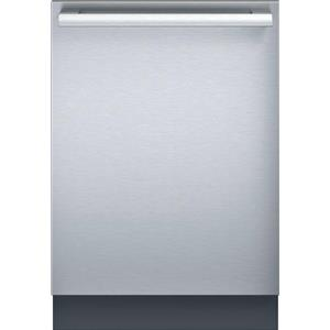 """Thermador 24"""" 6 Wash Cycles 42 dBA Fully Integrated SS Dishwasher DWHD650JFM"""