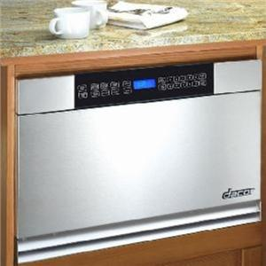 """Dacor Discovery 30"""" 1.0 950 Cooking Watts Built-In Microwave In-a-Drawer MMD30S"""