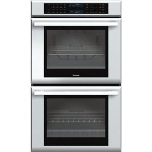 "Thermador Masterpiece ME302JS 30"" Self-Clean Double Electric Wall Oven Stainless"