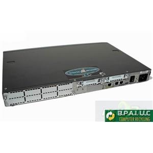 Cisco2621XM 2621XM Mid-Performance Dual 10/100 Ethernet Router 128 DRAM 48 Flash