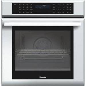 "Thermador Masterpiece 27"" 4.2 Easy Cook Single Electric Convection Oven ME271ES"