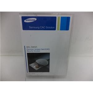 Samsung SOL-CACV1 Common Access Card (CAC) Security Solution Ver 1.02.00 -SEALED