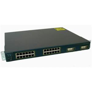 Cisco WS-C3550-24PWR-SMI Catalyst 24-Port 10/100Base-T L3 Inline Power Switch