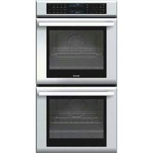 "Thermador Masterpiece 27"" 4.2 Convection Double Electric Wall Oven MED272JS SS"