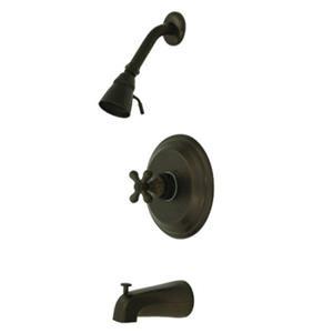 Tub & Shower Diverter Faucet Oil Rubbed Bronze KB3635AX