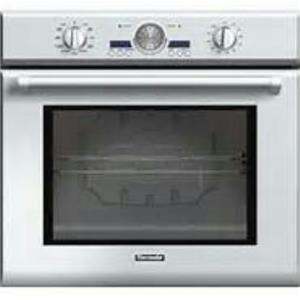 """Thermador 30"""" 4.7 cu. ft True Convection Stainless Electric Wall Oven POD301J"""