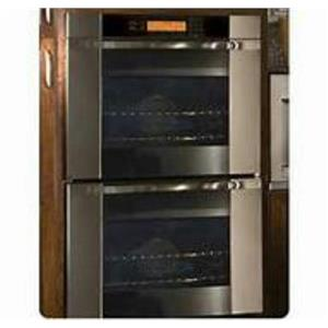 """Dacor Discovery Millennia 30"""" 4.2 cu. ft.Double Electric SS Wall Oven MOV230S"""
