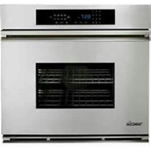 "Dacor Classic Millennia 30"" 6 Cooking Modes Single Electric Wall Oven MORS130S"