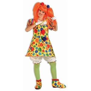 Giggles the Clown Adult Standard Costume