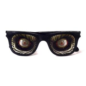 Zombie Eyes Costume Glasses
