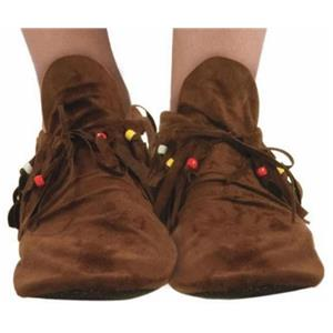 Adult Hippie or Native American Moccasins for Women size 7-10