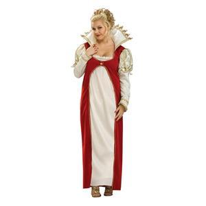 Josephine Deluxe Renaissance Full Figure Plus Size Adult Costume Dress 16-20