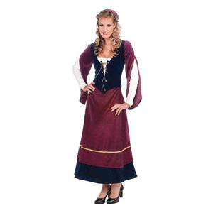 Medieval Wench Adult Costume