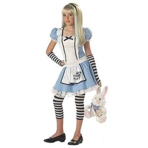 Alice in Wonderland Tween Child Costume XL (12-14)