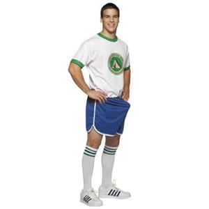 Happy Camper Funny Morning Wood Adult Costume