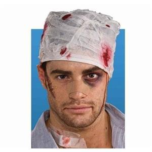 Bloody Head Bandage Accessory