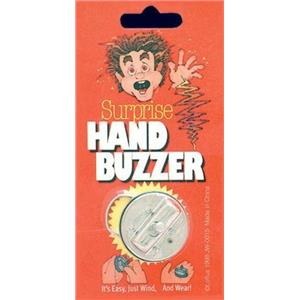 Surprise Hand Buzzer Gag Joke Prank