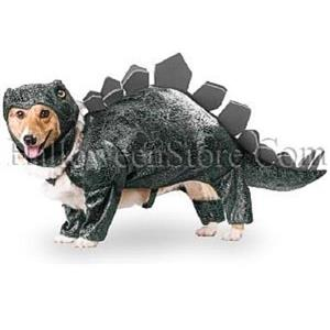 Animal Planet Stegosaurus Pet Costume Dinosaur Dog Cat X-Small