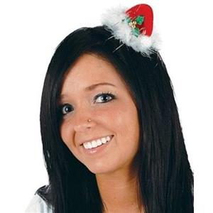 Sexy Santa Hat Easy Attachable Hair Clip