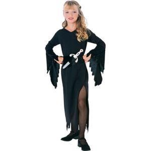 Sorceress Childs Girls Husky Costume Size 14