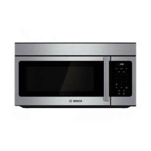 "Bosch 30"" SS 1.6 cu. ft. 1,550 Watts Over-the-Range Microwave Oven HMV3052U"