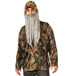 Men's Duck Hunting Season Hunter Forest Adult Costume Jacket Standard Size